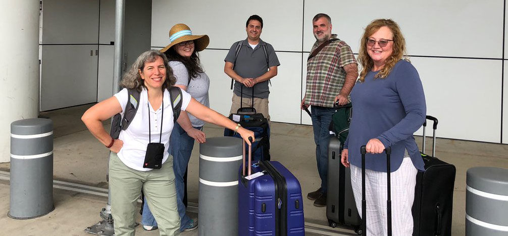 ESD Faculty Team Lands in Tanzania for Global Professional Development